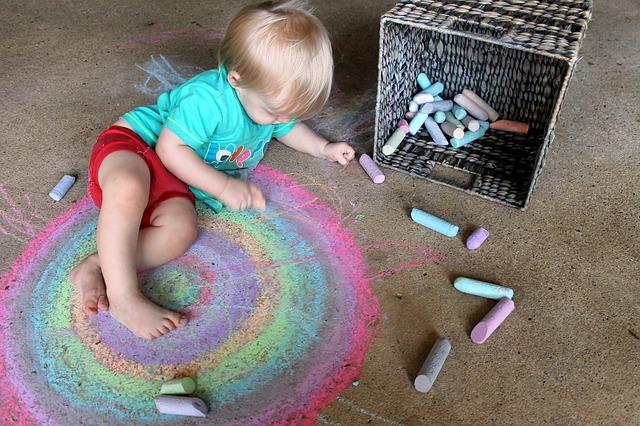 Jakie są podstawowe potrzeby małych dzieci?