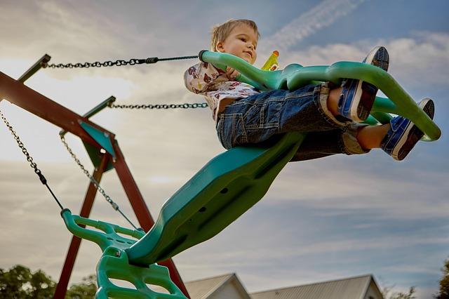 Aktywność zabawowa w wieku przedszkolnym