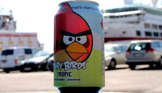 Angry Birds – gdzie jest ta fizyka?
