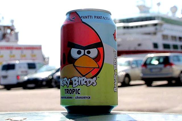 Angry Birds w służbie fizyki, czyli cokolwiek robisz – uczysz się