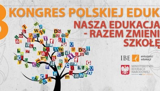 Rodzice na III Kongresie Polskiej Edukacji